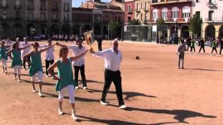 preview picture of video 'Galop d'entrada del 73a concurs de Colles Sardanistes de Manlleu'