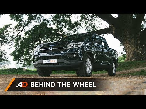2019 SsangYong Musso Review - Behind the Wheel
