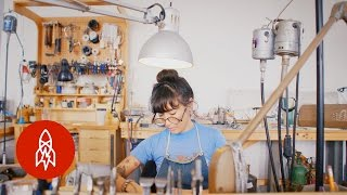 From ICU Nurse to Metalsmith: Forging a New Path in New York City