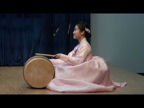 불타국악합주단 제3기 해단식 비디오