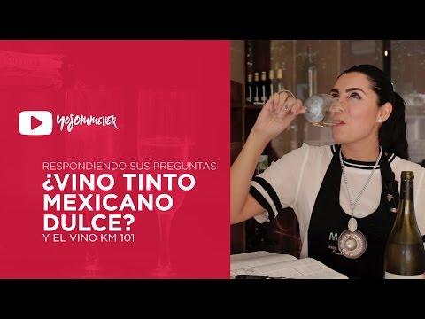 ¿Un vino tinto dulce y Mexicano? | Respondiendo sus preguntas