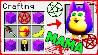 Minecraft - How to Summon TATTLETAIL in Crafting Table!