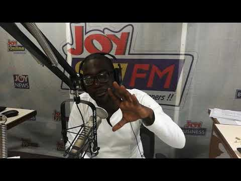 Joy FM goes local: Daniel Dadzie hosts Super Morning Show in Fante