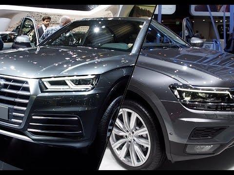 Volkswagen  Tiguan Allspace Паркетник класса J - тест-драйв 4