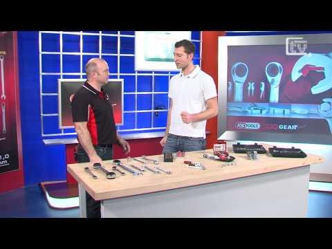 KS Tools Innovationen Ratschenschlüssel