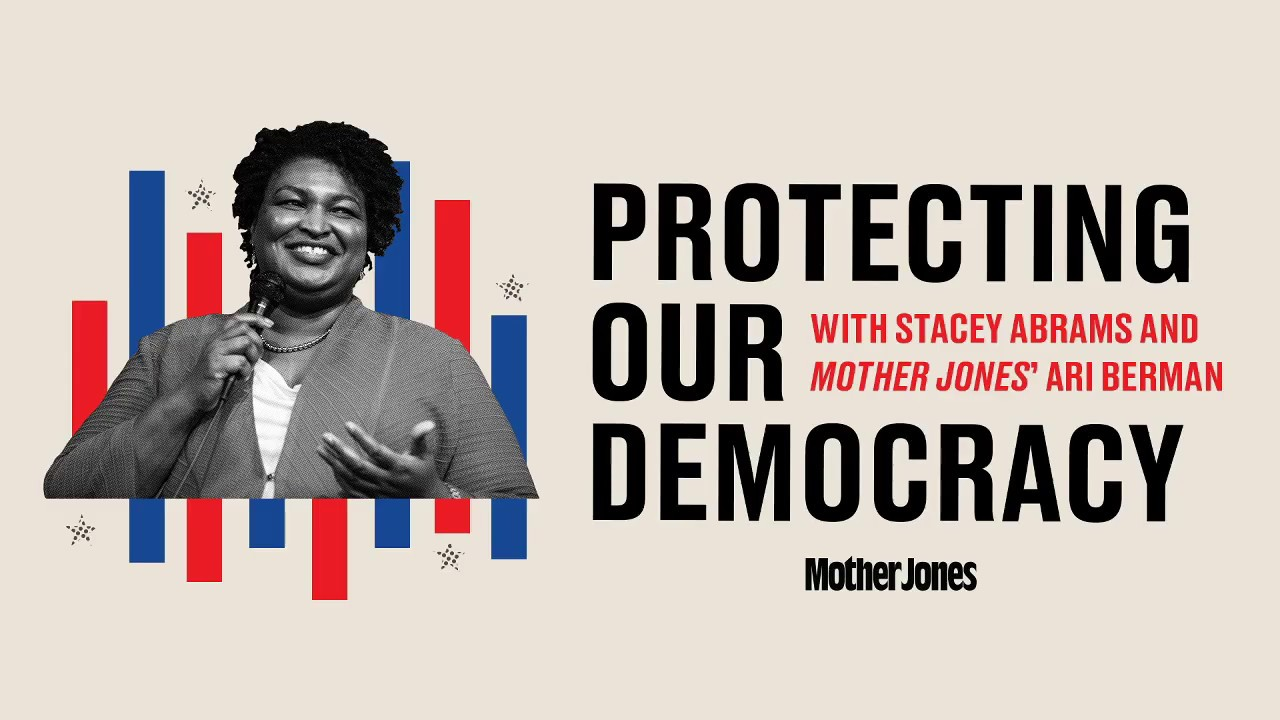 Protecting Our Democracy with Stacey Abrams thumbnail