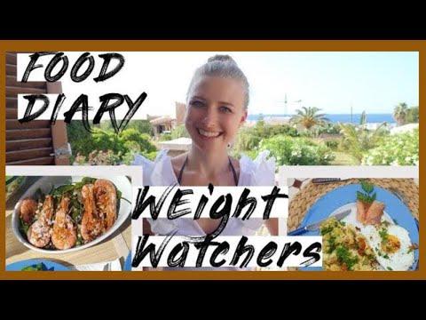 Weight Watchers Food Diary | smart Points 2018 Rezepte