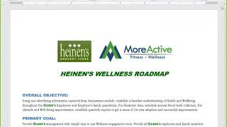 Corporate Wellness Overview