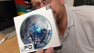 Heute im Test : semai UFO Drohne Kinder Mini Drohne | iTsRonny | Dresden