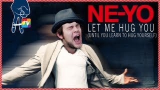 "Let Me Hug You - Ne-Yo ""Let Me Love You"" Song Parody"