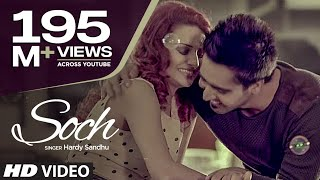 """ Soch Hardy Sandhu"" Full Mp3 Song Romantic Punjabi Song 2013"