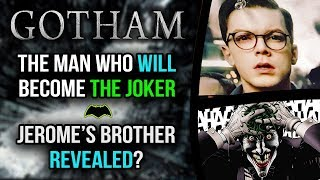 The Man Who WILL Become The Joker?! Jerome's Relative REVEALED! - Gotham Season 4 Theory