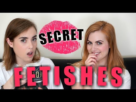 ROSIE'S SECRET FETISH