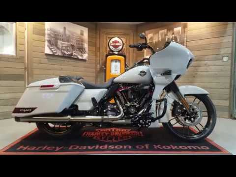 2020 Harley-Davidson CVO™ Road Glide® in Kokomo, Indiana - Video 1