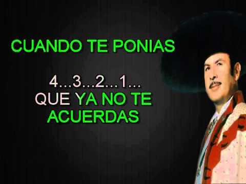 La rica pobre Antonio Aguilar