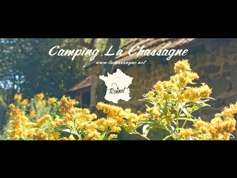 Natuurrijk Kamperen in Frankrijk: Camping La Chassagne (Ronnet, Frankrijk), en Omgeving