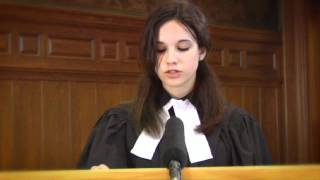 Mock Trial Step-by-Step: Closing Statement
