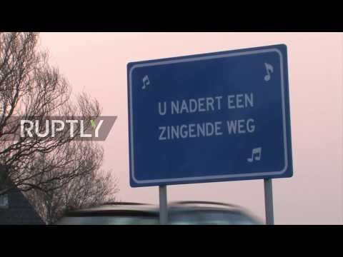 Not-so-sweet symphony? Singing road forced to close due to unhappy residents