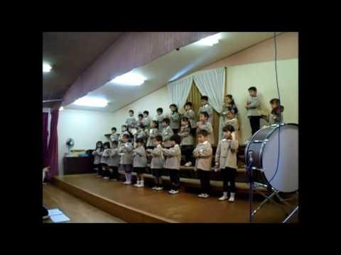 2016 12月10日 くりの木幼稚園 音楽会 動画?人形の夢と目覚め