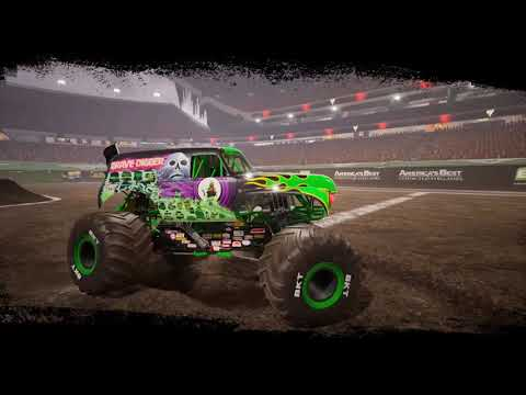 Monster Jam Steel Titans - Announcement Trailer thumbnail