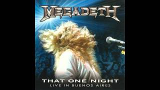 Megadeth - Angry Again (That One Night)