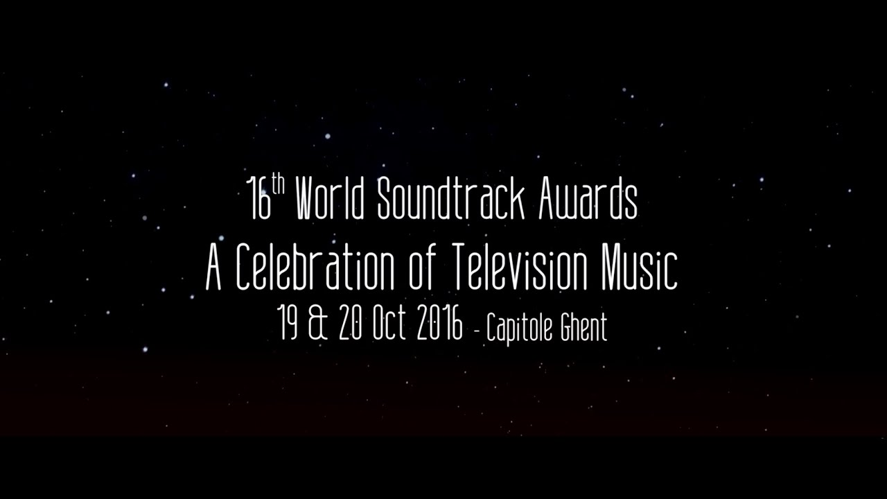 Full program announced for the 16th World Soundtrack Awards