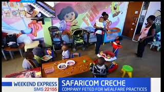 Weekend Express: Safaricom feted for welfare practices