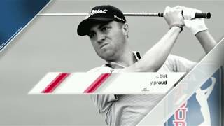 Justin Thomas the new No. 1 ranked golfer in the world