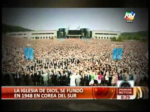 Reportaje ATV - Dios Madre - Iglesia de Dios Sociedad Misionera Mundial