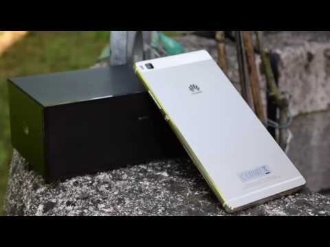 Huawei P8, Video recensione