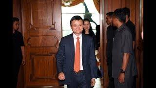 Jack Ma launches Southeast Asia