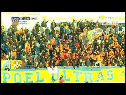 ΒΙΝΤΕΟ: Στιγμιότυπα και γκολ αγώνα, Εθνικός 2-3 ΑΠΟΕΛ