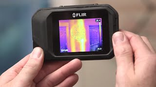 a06c622b77 FLIR C2 Compact Thermal Camera