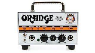 Orange Micro Terror MT20 Video