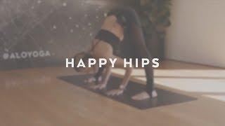 Hip-Opening Yoga Flow With Kylan Fischer