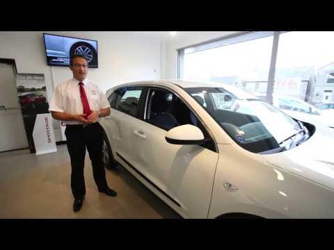 The All-New Kia Niro - Crossover Hybrid