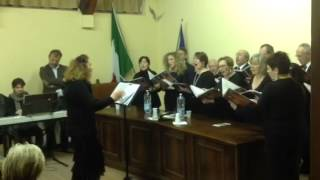 Coro CONCENTUS VOCALIS Di CANNARA