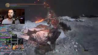 Asmongold's Tenth Stream of Dark Souls 3 | FULL VOD