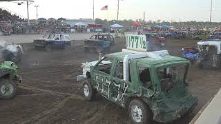 Bash For Cash 2019 Compact Trucks Raw Footage