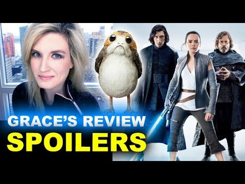 Star Wars The Last Jedi SPOILERS Movie Review