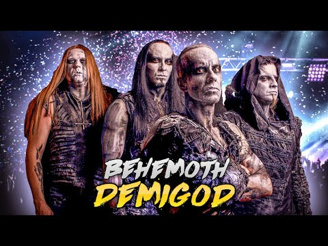 Behemoth - Demigod (Radio Disney version)