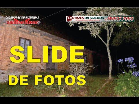 SLIDE DE FOTOS - ESPÍRITO ZOMBETEIRO
