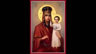 АКАФИСТ ПРЕСВЯТОЙ БОГОРОДИЦЕ пред иконою ПРИЗРИ НА СМИРЕНИЕ