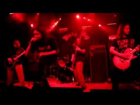 Mala Suerte - The Recluse (2/24/13) Live