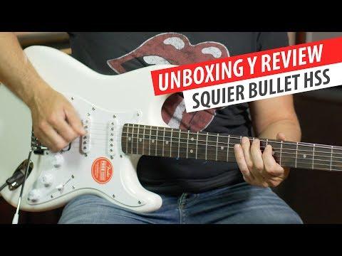 Review: Squier Bullet  ¿Mejor guitarra por menos de 150€? Análisis Squier Bullet ¿Merece la pena?