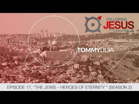 "Episode 17, ""The Jews – Heroes of Eternity (Stockholm 2017)"" (Season 2)"