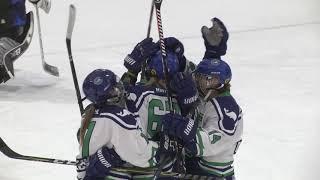 NWHL Highlights Minnesota at Connecticut 011319