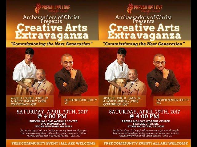 Creative Arts Extravaganza