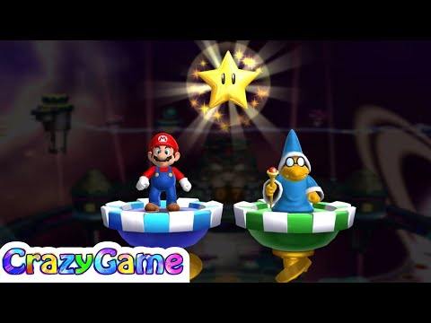 Mario Party 9 Bowser Station Party 26 Master Difficult