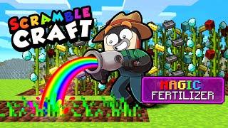 Farming RANDOMIZER Mod is AMAZING! (Scramble Craft #3)